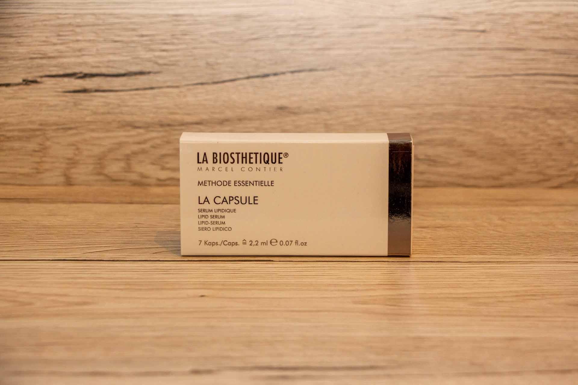Prodotti La Biosthetique, La Capsule, Diego Staff Parrucchieri Spinea