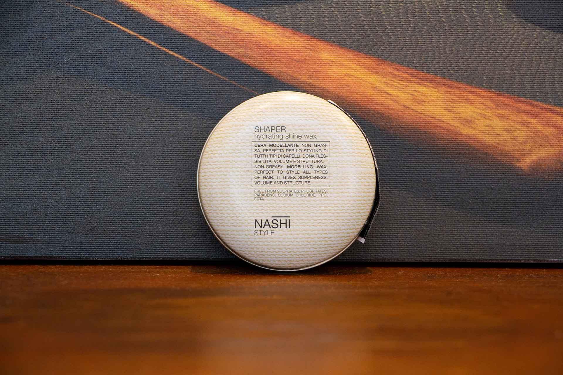 prodotti shine wax nashi diego staff parrucchieri spinea