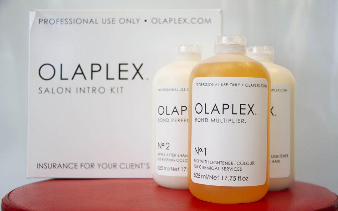 Capelli rigenerati con Olaplex