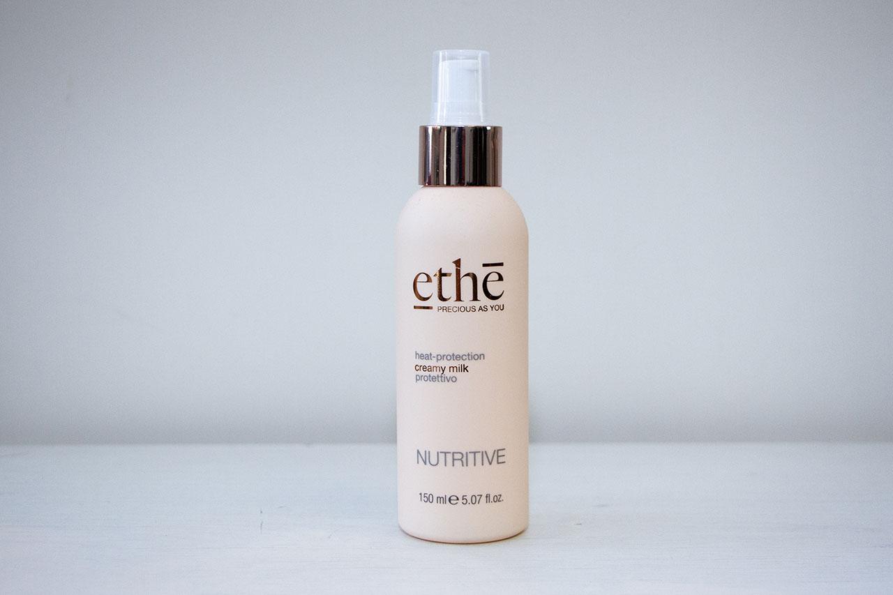 Prodotti Ethè linea Nutritive, Heat Protection Creamy Milk da Diego Staff Parrucchieri Spinea