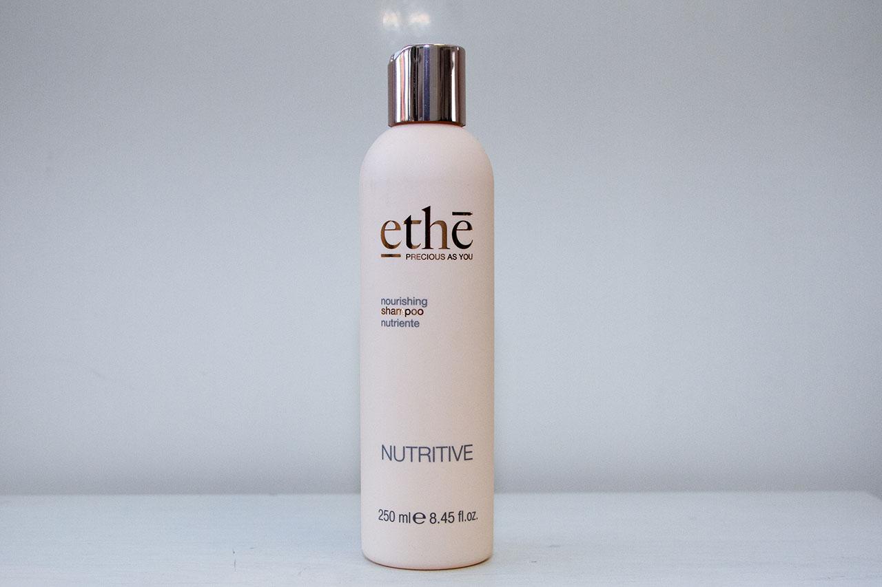 Prodotti Ethè linea Nutritive, Shampoo da Diego Staff Parrucchieri Spinea