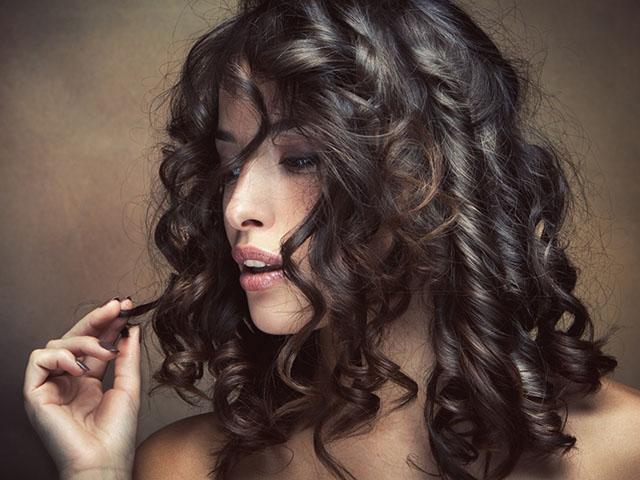 Trattamento arricciante-Diego staff parrucchieri